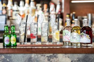 Gin Tasting Events at Porters